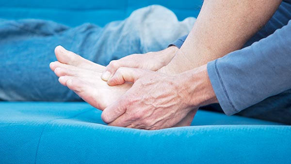 Foot and Ankle Sprain, Strain, and Trauma