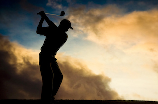 Golfer's guide to playing well and keeping your back healthy.