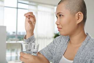 Herbal supplements and cancer patients