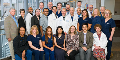 Kidney Cancer group photo.