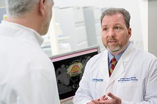 Michael Folkert prostate cancer