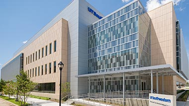 UT Southwestern Monty and Tex Moncrief Medical Center at
