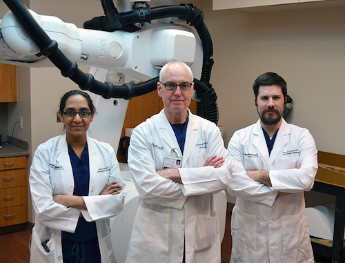 Brain tumor specialists at UT Southwestern