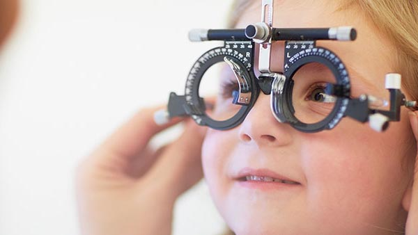 Pediatric Ophthalmology | Condition | UT Southwestern