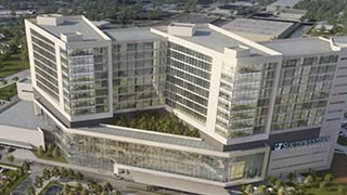 William P  Clements Jr  University Hospital | Dallas, Texas | UT