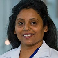 Shiny  Raju, M.S., APRN, ACNP-BC, CCRN