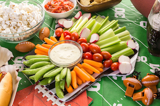 party food appetizers
