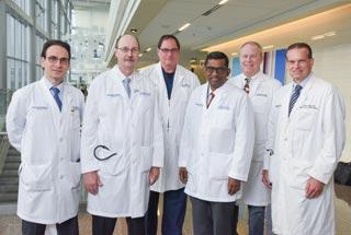 Heart Transplant Team