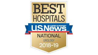 Urology 2018 US News Ranking 320x180