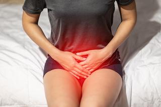 woman overactive bladder