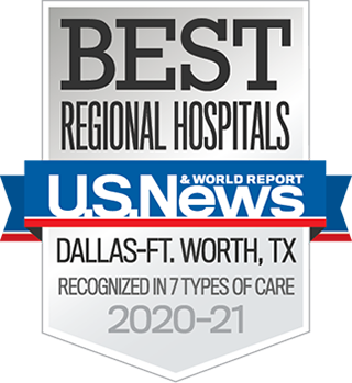 2018 U.S. News & World Report - Best Regional Hospitals