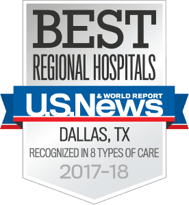 U.S. News & World Report - Best Regional Hospitals