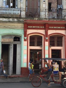 Havana pedicab