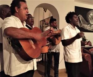 Havana musicians