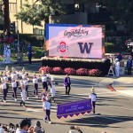 Husky Marching Band at 2019 Rose Parade