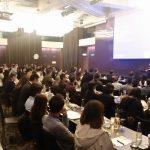 Ana Mari Cauce addresses Converge Taipei attendees