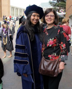 Miranda received her PhD in Information Science at UW in 2013