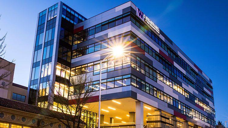 CoMotion HQ building