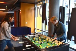 Game-Foosball