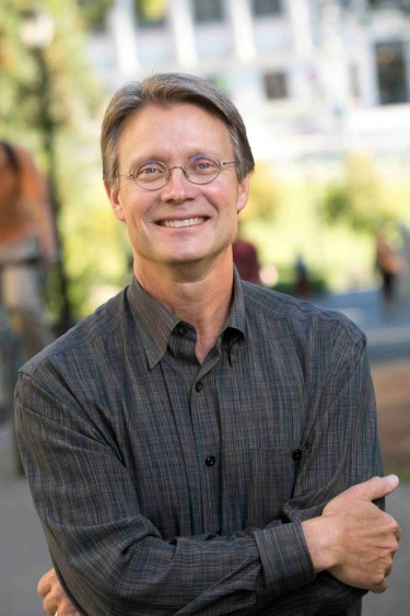 Provost Mark Richards