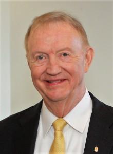 Dr. James Johnson, interim dean, UW School of Dentistry