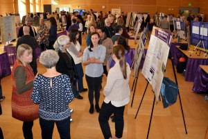 Units from across the University shared how they are transforming their work to better serve the UW's mission.