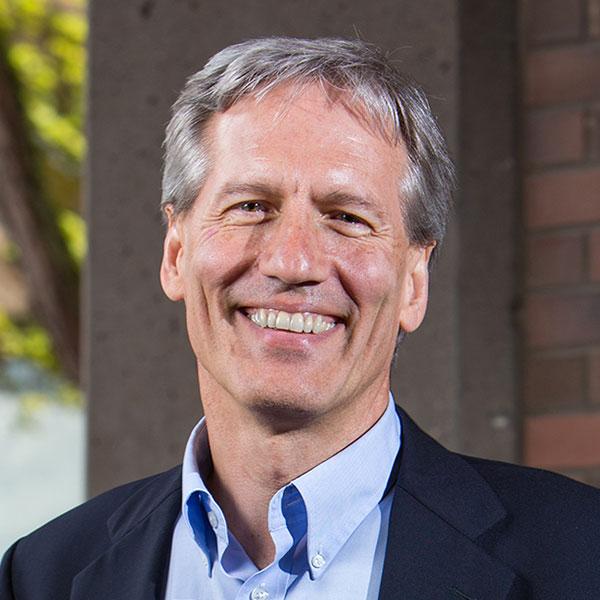 Photograph of Greg Miller