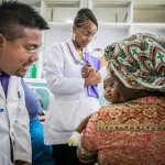 UW Medical residents in Kenya