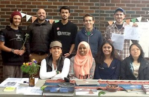 UW Bothell Students Petition to protect water quality in the Puget Sound