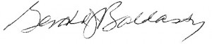 Baldasty signature