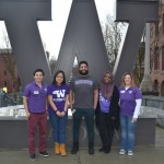 Group of UW Tacoma's Transfer Peer Advisors