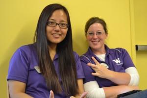 Two Transfer Peer Advisors