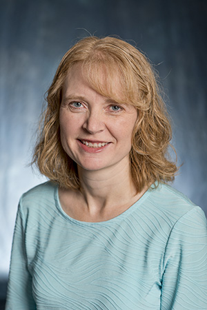Heidi Gough, associate research professor, civil and environmental engineering