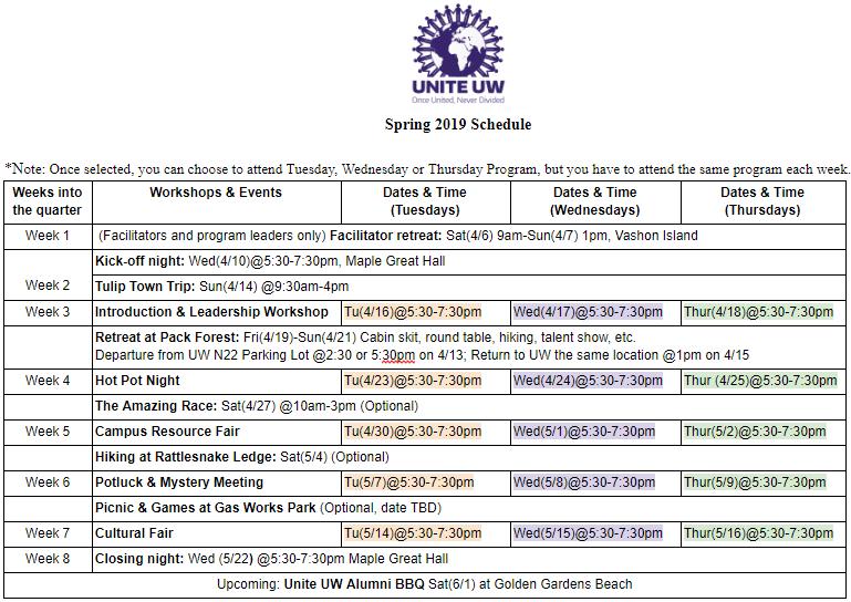 Spring Schedule (1)