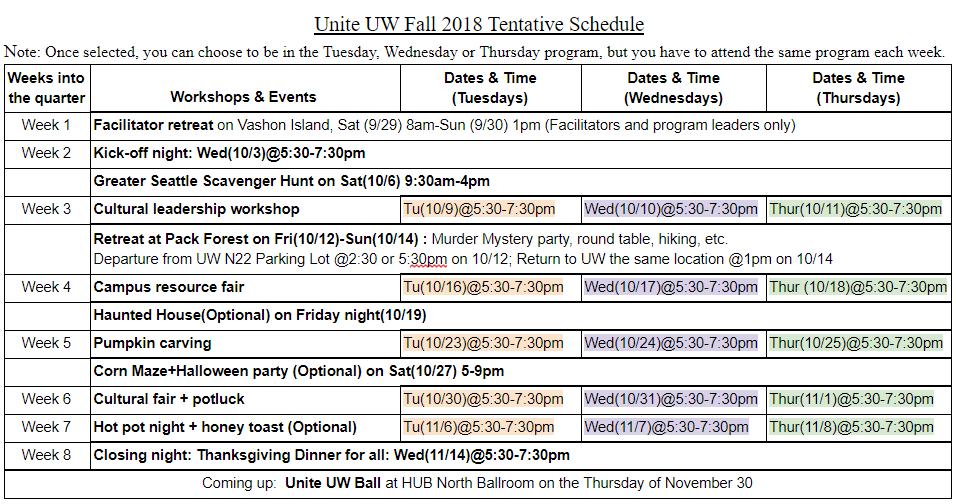 Fall18 Schedule (1)