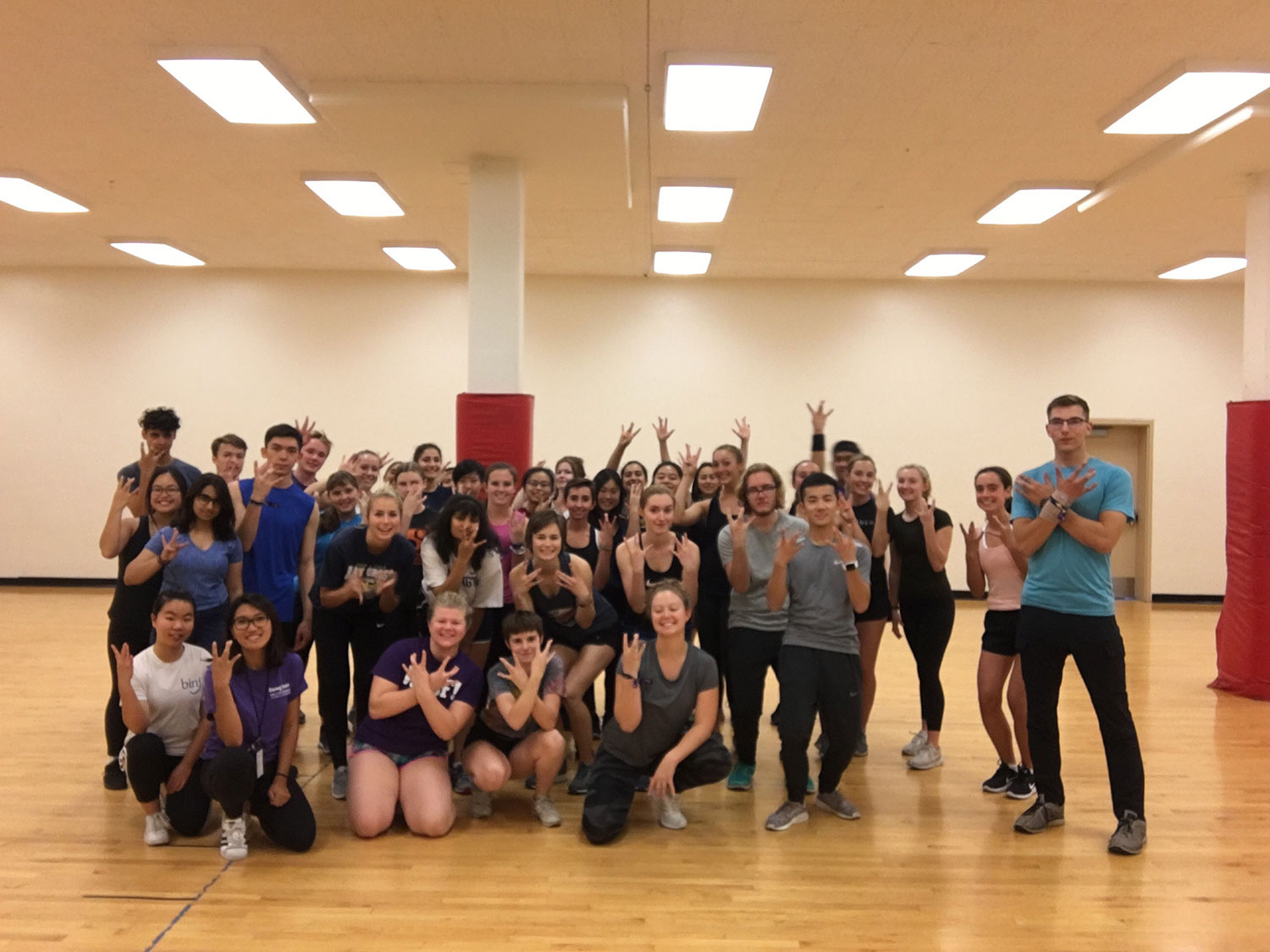 eldridge-kickboxing-class-with-dubs-up