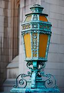 Suzzallo lamp