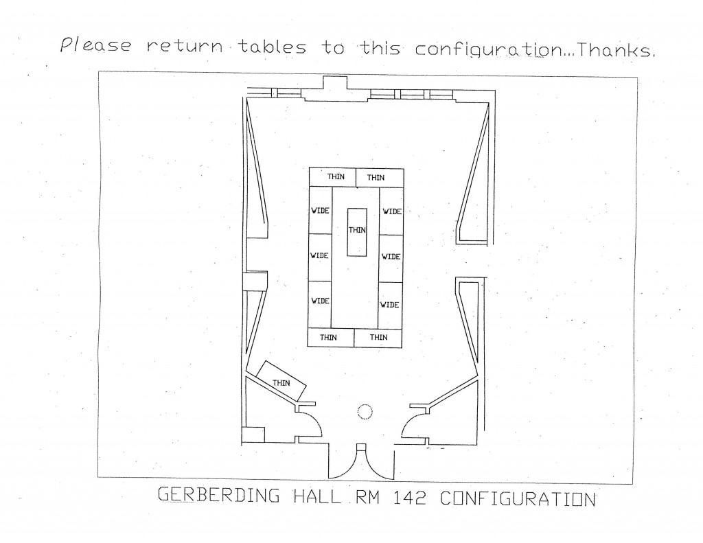 gerb142 room diagram