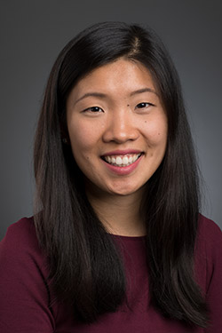 student regent Kaitlyn Zhou