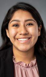 Daniela Suarez, Student Regent 2019