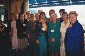2003 Past Presidents Luncheon
