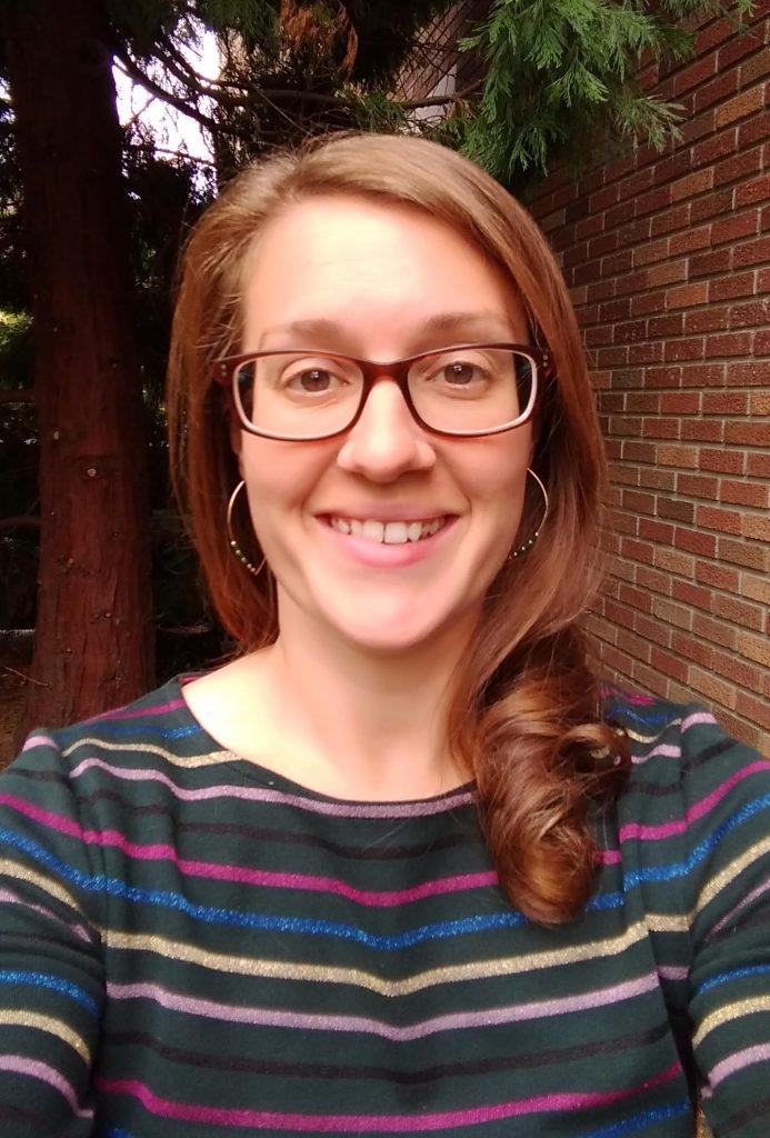 Head shot of Laura Harrington, Youth Protection Specialist