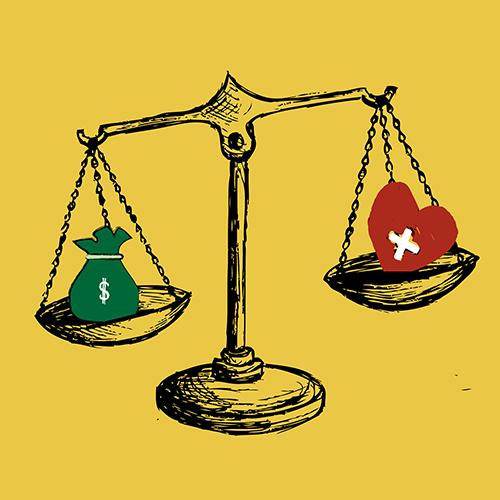 Fringe loans and poor health
