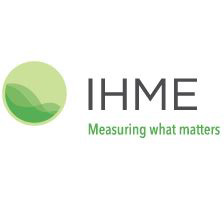 Image of the IHME logo