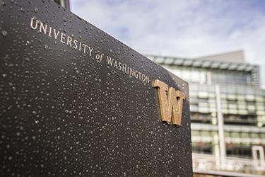 Image of the University of Washington logo