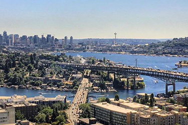Image of the Seattle skyline