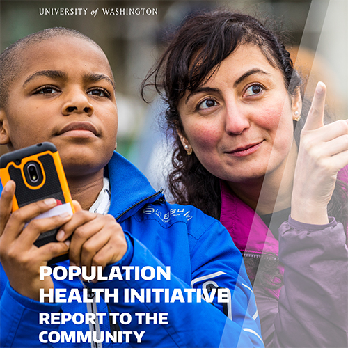 Cover of Report to the Community