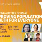 Creating a better normal: Improving population health for everyone