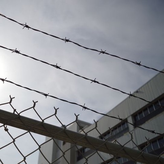 Image of a detention facility