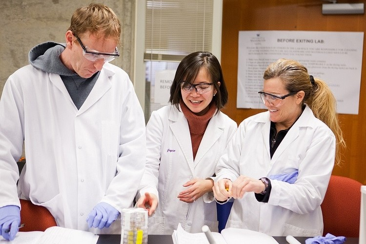 Dr. Hannele Ruohola-Baker, professor of biochemistry, and associate director, Institute for Stem Cell and Regenerative Medicine (ISCRM) at UW Medicine.